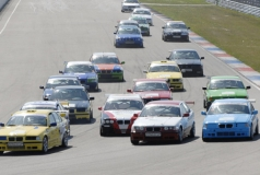 ACNN raceweekend BMW Ziengs Cup en BMW 120d op 'Super' CPZ