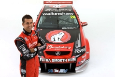 Walkinshaw Racing presenteert Fabian Coulthard en Andrew Thompson als rijders