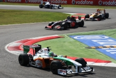 Force India bevestigt Sutil en Liuzzi