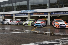 Dutch Race Driver Business Club 2014 op vijf circuits actief
