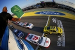 Matt Kenseth wint Nationwide Homestead. Teamtitel voor Team Penske
