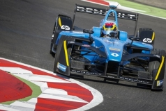Ondanks Grid Penalty zege voor Buemi in Marrakesh