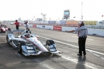 Oriol Servia vervangt Will Power in St. Petersburg. Polesitter te ziek om te racen