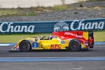 Gelael op pole bij debuut in Asian Le Mans Series