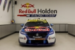 Red Bull Team Holden presenteert 2020 kleurenschema